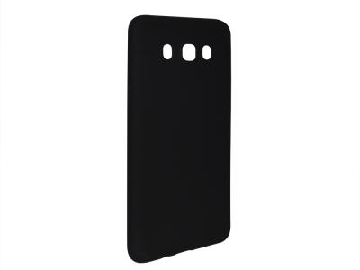 Силиконов Гръб за Samsung Galaxy J7 2016 J710, Черен
