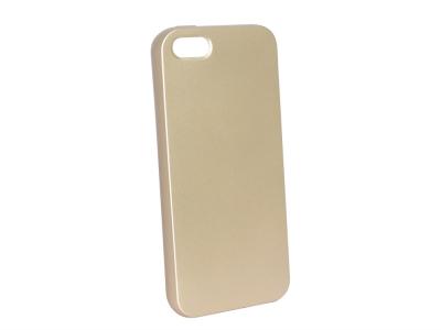 Силиконов Гръб Level за iPhone 5/5S/5SE, Златист