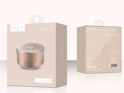 HOCO Bluetooth Преносима колонка Swirl BS5, Златист