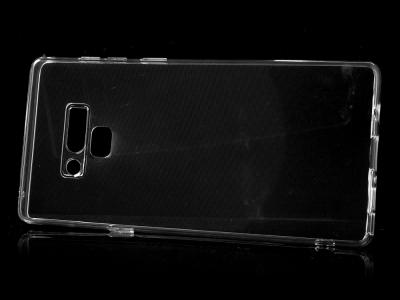 Силиконов гръб за Samsung Galaxy Note 9, Прозрачен