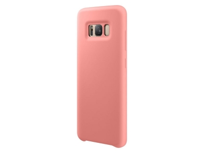 Пластмасов гръб LUX за Samsung Galaxy S8 G950, Розов