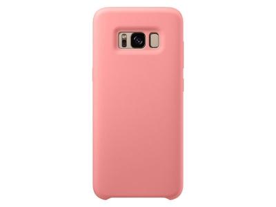 Пластмасов гръб LUX за Samsung Galaxy S8 Plus G955, Розов
