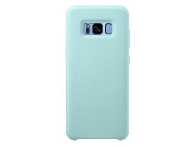 Пластмасов гръб LUX за Samsung Galaxy S8 Plus G955, Светло син
