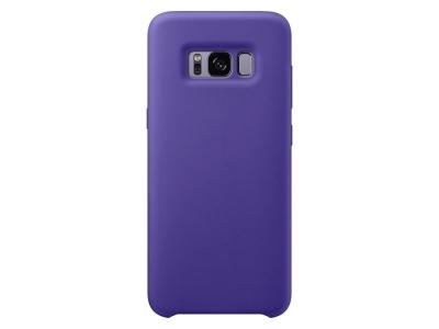 Пластмасов гръб LUX за Samsung Galaxy S8 Plus G955, Лилав