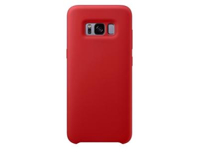 Пластмасов гръб LUX за Samsung Galaxy S8 Plus G955, Червен