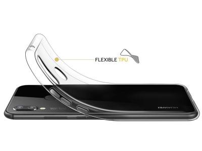 Силиконов гръб Jelly Mercury за Xiaomi Mi A2 Lite / Redmi 6 Pro , Прозрачен