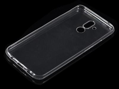 Силиконов гръб за Huawei Mate 20 Lite, Прозрачен