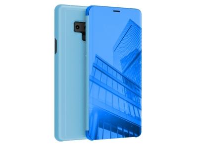 Калъф Тефтер View Window за Samsung Galaxy Note9 (N960) - Blue