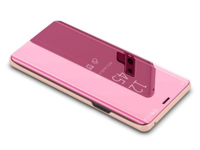 Калъф Тефтер View Window за Samsung Galaxy Note9 (N960) , Розов