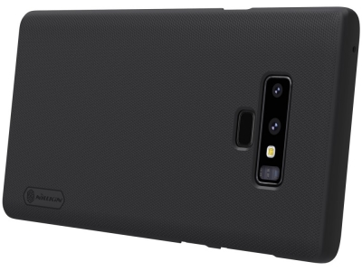 Пластмасов Гръб Nillkin за Samsung Galaxy Note 9, Черен