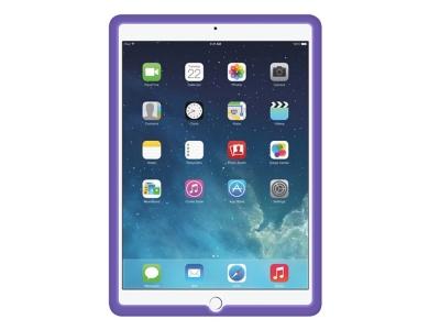 Силиконов Гръб за iPad 9.7-inch (2017), Лилав