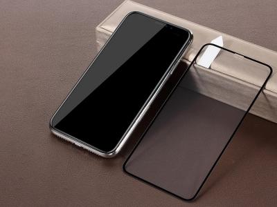 Стъклен Протектор RURIHAI iPhone Xs Max / iPhone 11 Pro Max , Черен