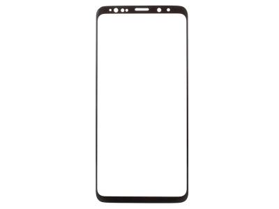 Стъклен Протектор RURIHAI 3D за Samsung Galaxy S9 Plus , Черен