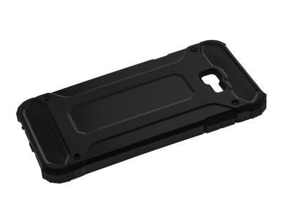 Удароустойчив гръб Armor за Samsung Galaxy J4Plus (2018) J415, Черен