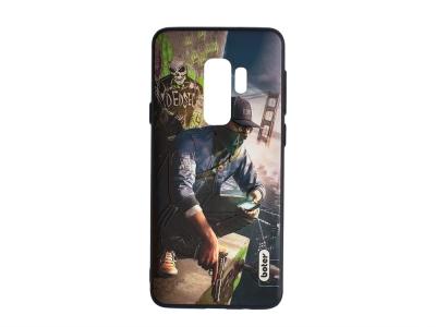 Пластмасов гръб Boter за Samsung Galaxy S9 Plus G965, Гангстер
