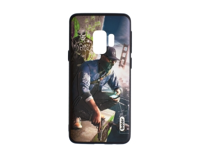 Пластмасов гръб Boter за Samsung Galaxy S9 G960, Гангстер