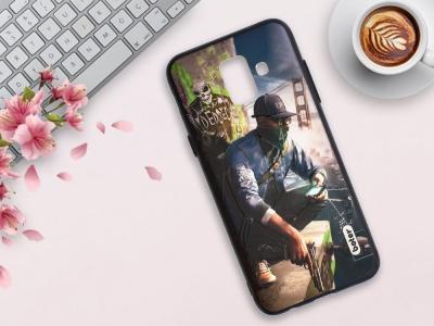 Пластмасов гръб Boter за Samsung Galaxy A6 2018, Гангстер