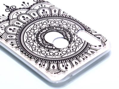 Силиконов гръб за Huawei Honor Play , Мандала