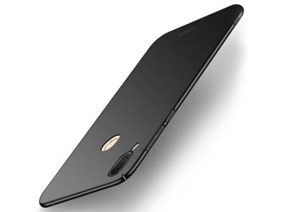Пластмасов Гръб MOFI за Huawei Honor Play, Черен