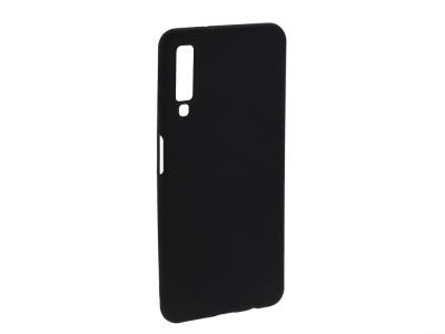 Силиконов Гръб Level за Samsung Galaxy A7 (2018) A750 , Черен