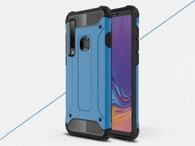 Удароустойчив гръб Armor за Samsung Galaxy A9 2018, Син