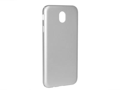 Пластмасов гръб за Samsung Galaxy J7 2017 (J730) , Сребрист