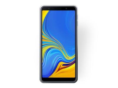 Силиконов Гръб BLING за Samsung Galaxy A9 (2018) / A9 s, Черен