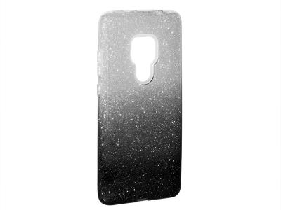 Силиконов Гръб BLING за Huawei Mate 20, Черен