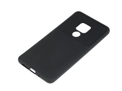 Силиконов Гръб за Huawei Mate 20, Черен