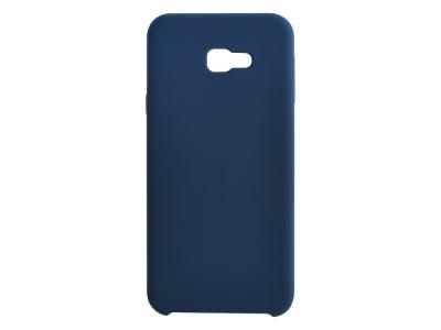 Пластмасов Гръб LUX за Samsung Galaxy J4 Plus, Тъмно син