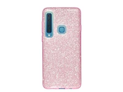 Калъф Гръб SHINING за Samsung Galaxy A9 2018 A920, Розов
