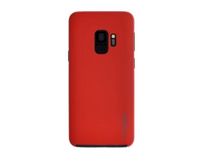 360 Градуса Калъф за Samsung Galaxy S9 (G960), Червен