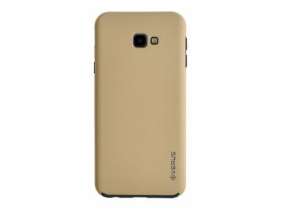 360 Градуса Калъф за Samsung Galaxy J4 Plus , Златист