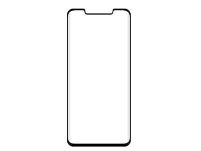 Стъклен Протектор 5D Full Glue за Huawei Mate 20 Pro, Черен