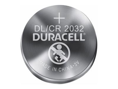 Литиева Батерия 3V CR2032 Duracell