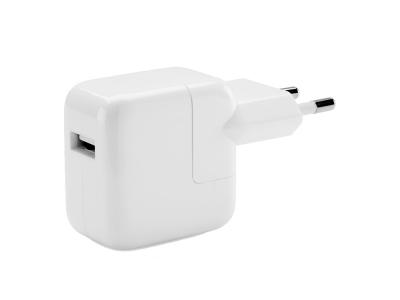 Оригинално зарядно Apple MD836ZM/A 12W USB , Бял