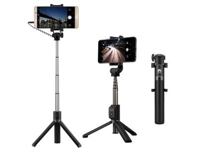 Оригинален Селфи Стик Huawei AF14 Selfie/Tripod , Черен