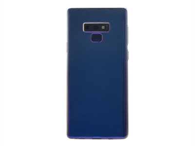 Силиконов гръб OMBRE BLUERAY за Samsung Galaxy Note 9 (N960), Черен