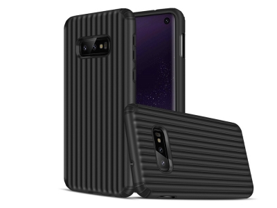 Удароустойчив гръб Hibrid за Samsung Galaxy S10e, Черен