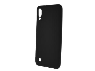 Силиконов Гръб Level за Samsung Galaxy M20, Черен