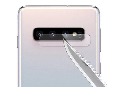 Стъклен Протектор за Камерата HAT PRINCE Galaxy S10/S10 Plus