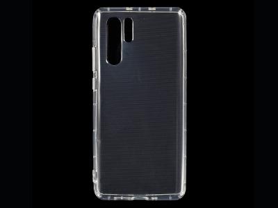 Силиконов Гръб Drop-resistant за Huawei P30 Pro, Прозрачен