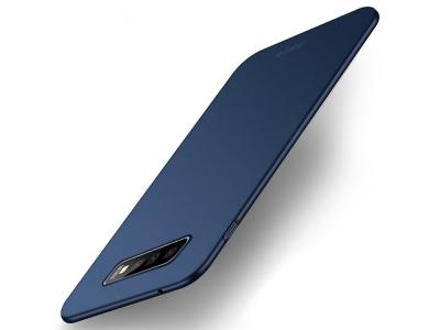 Пластмасов Гръб MOFI за Samsung Galaxy S10, Син