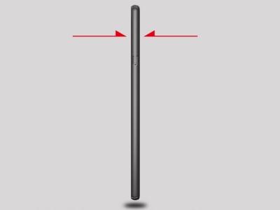 Пластмасов Гръб MOFI за Samsung Galaxy S10 - Black