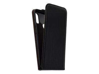 Калъф тефтер Slim Flexy за Xiaomi Redmi 7, Черен