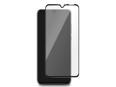 Стъклен Протектор Full Glue 5D за Huawei P30 Lite, Черен
