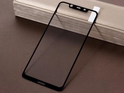 Стъклен Протектор 5D Full Glue за Nokia 7.1 Plus, Черен