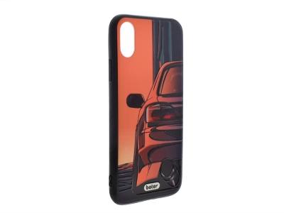 Пластмасов гръб Boter за iPhone X / 10 , Кола
