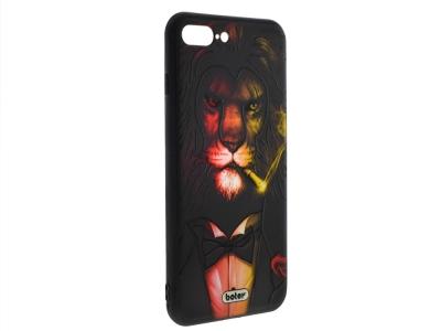 Пластмасов гръб Boter за iPhone 7 Plus /  iPhone 8 Plus, Лъв