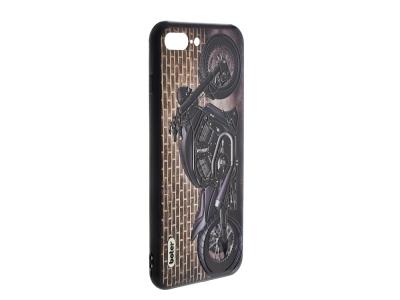 Пластмасов гръб Boter за iPhone 7 Plus /  iPhone 8 Plus, Мотоциклетист